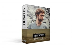 teuntotony branding kit photoshop